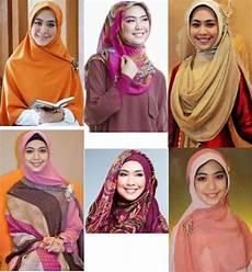 Trend Model Jilbab Ala Oki Setiana Dewi Osd Yang Syar I