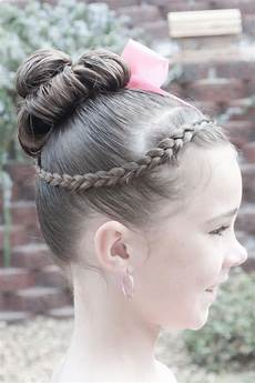 this hair is a great option for dance recitals dancehair