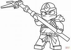 ausmalbilder ninjago cole zx kinder ausmalbilder