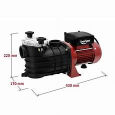pompe vidange piscine pompe piscine 550 w 10000 l h circulation nettoyage de l