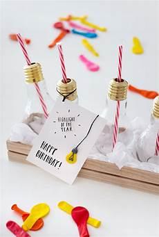 geburtstagsgeschenke selber machen drei diy ideen www