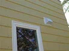 Bathroom Vent Fan Outside by Tiny House Bathroom Vent Wall Mount A C Headers