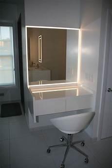 bathroom mirror with led lightning home