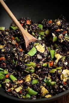 Schwarzer Reis Gesund - schwarzer reis wissenswertes und kulinarische ideen