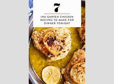 7 Ina Garten Chicken Recipes to Make for Dinner Tonight