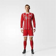 Bayern Munich 2017 18 Adidas Home Kit 17 18 Kits
