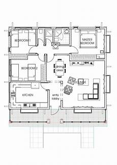 three bedroomed bungalow house plans myhouseplanshop three bedroom bungalow house plan for 115