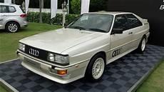 Audi Quattro 1980 - 1980 audi quattro