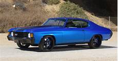 1972 chevrolet chevelle ss custom by forgiato cars