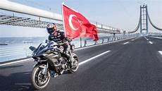 Kawasaki H2r At 400 Km H Iamabiker