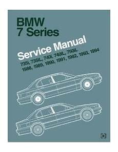 motor auto repair manual 1994 bmw 7 series electronic throttle control 1988 1994 bmw 7 series e32 official factory service manual