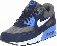 nike air max 90 youth gs shoes blue grey