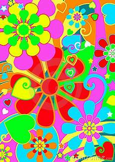 Hippie Chic Flower Power Stock Photo Image 13640630