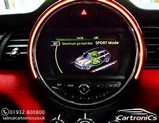 Mini Cooper S Driving Mode Retrofit