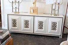 white credenza white lacquer credenza by mastercraft at 1stdibs