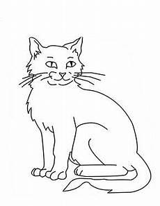 Malvorlage Sitzende Katze Ausmalbild Sitzende Katze Zum Ausmalen Ausmalbilder