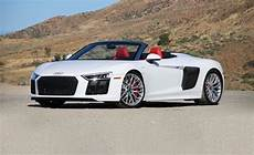 2017 audi r8 spyder instrumented test review car and driver