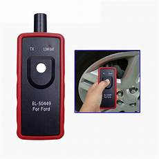 tire pressure monitoring 2002 ford e series on board diagnostic system 2019 newest el 50449 tire pressure monitor sensor tpms activation tool el 50448 for g m el50449