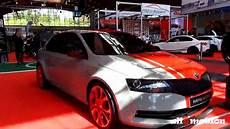 Skoda Rapid Sport Tuning Concept Car Tuning World