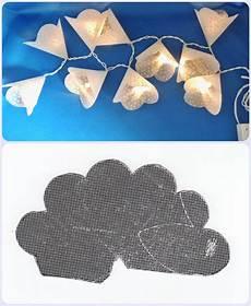 lichterketten basteln craft ideas diy