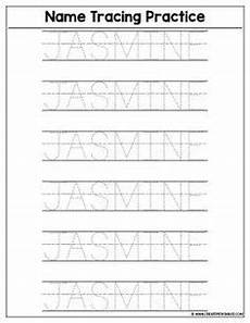 kids tracing templates create worksheets name worksheet editable for toddlers generator with