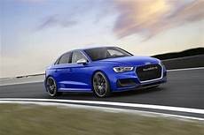 New 2019 Audi A3 Coupe Side High Resolution Picture New