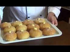 crema pasticcera di stefano barbato krapfen bomboloni alla crema chef stefano barbato food