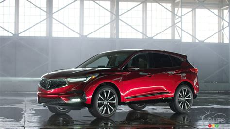 2019 Acura Rdx To Arrive In Canada Mid-2018