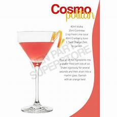 cosmopolitan cocktail recipe from hen party superstore uk