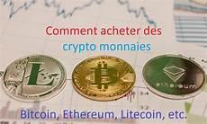 investir crypto monnaie 2018 comment acheter des crypto monnaies cryptophile franco