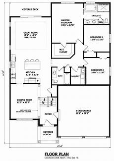 bungaloft house plans british columbia floor plan