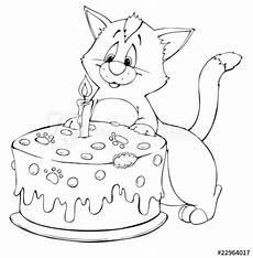 Malvorlagen Rakete Xl Quot Geburstag Geburtstagstorte Torte Katze