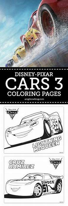 disney cars 3 jackson coloring page printable