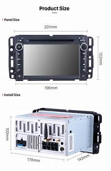 download car manuals 2013 gmc yukon security system android 9 0 gps navigation stereo dvd player for 2007 2013 gmc yukon tahoe acadia chevy