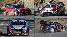 Rallye Montecarlo 2018 Show World Rally Car 2018 Rallye Monte Carlo 2018 C3