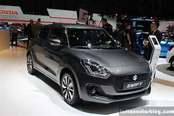 Next Gen Maruti Swift To Launch In India Early 2018
