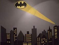 batman gotham city wall mural mi casa batman room superhero room batman nursery