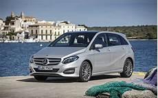 Autotest Vernieuwde Mercedes B Klasse Autowereld