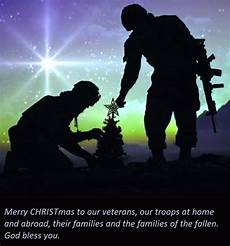 merry christmas to our service members veterans their families friends and loved ones