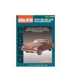 old cars and repair manuals free 1964 chevrolet corvette navigation system chilton 28440 chevrolet mid size cars 1964 88 chilton repair manual