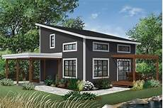 contemporary style house plan 2 beds 2 baths 1200 sq ft plan 23 2631 houseplans com