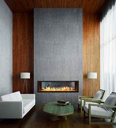 cheminée gaz design id 233 es pour cr 233 er une chemin 233 e au design minimaliste