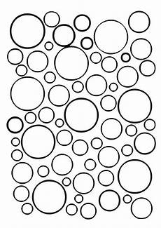 Simple Circle Coloring Pages Print Coloring Image Momjunction Geometric Coloring