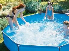 Garten Pool Selber Bauen - pool selber bauen swimmingpool im garten bauen de