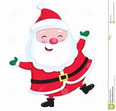 jolly santa claus stock illustration illustration of