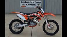 6 699 2015 ktm 125 sx 2 stroke motocross bike overview