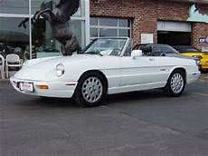 all car manuals free 1993 alfa romeo spider regenerative braking internet price 11 995