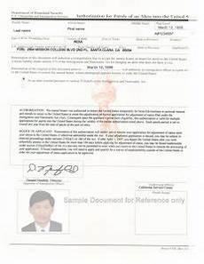 advance parole travel after adjustment of status citizenpath
