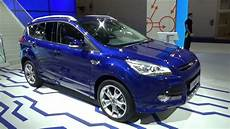 Ford Kuga Farben - 2016 ford kuga exterior and interior iaa frankfurt