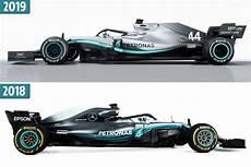 lewis hamilton s new mercedes 2019 f1 car mocked for